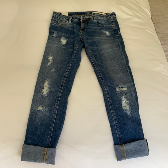 Zara Preowned skinny jeans